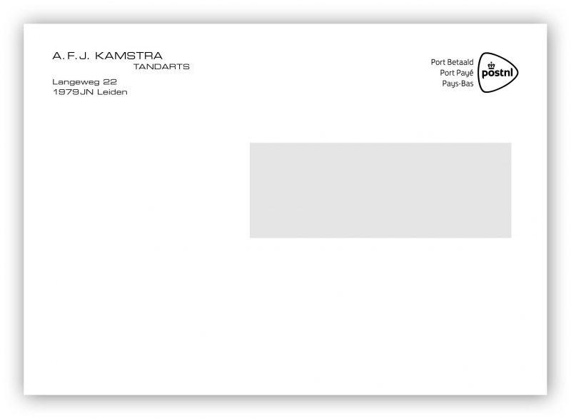 envelop tandarts